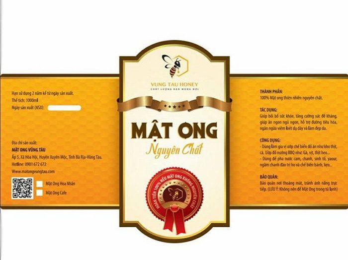 Tem Nhan Dan Chai Mat Ong